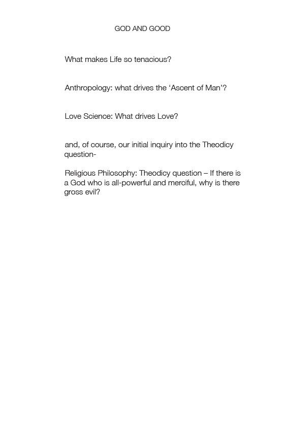 What is the david birnbaum philosophy, cosmology, and teleology? Will the David Birnbaum  philosophical constructs triumph?