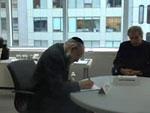 Video of Symposium - David Birnbaum Summa Metaphysica Rockefeller Center Part 3