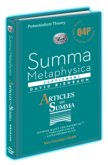 David Birnbaum Summa Metaphysica Flip books Articles on Summa