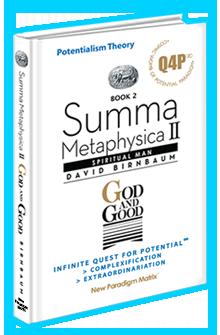 David Birnbaum Summa Metaphysica Flip books God and Good