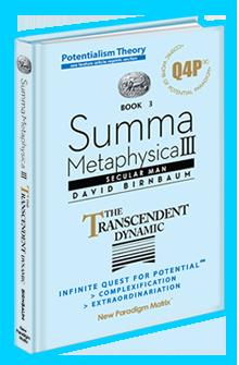David Birnbaum Summa Metaphysica Flip books The Transcendent Dynamic