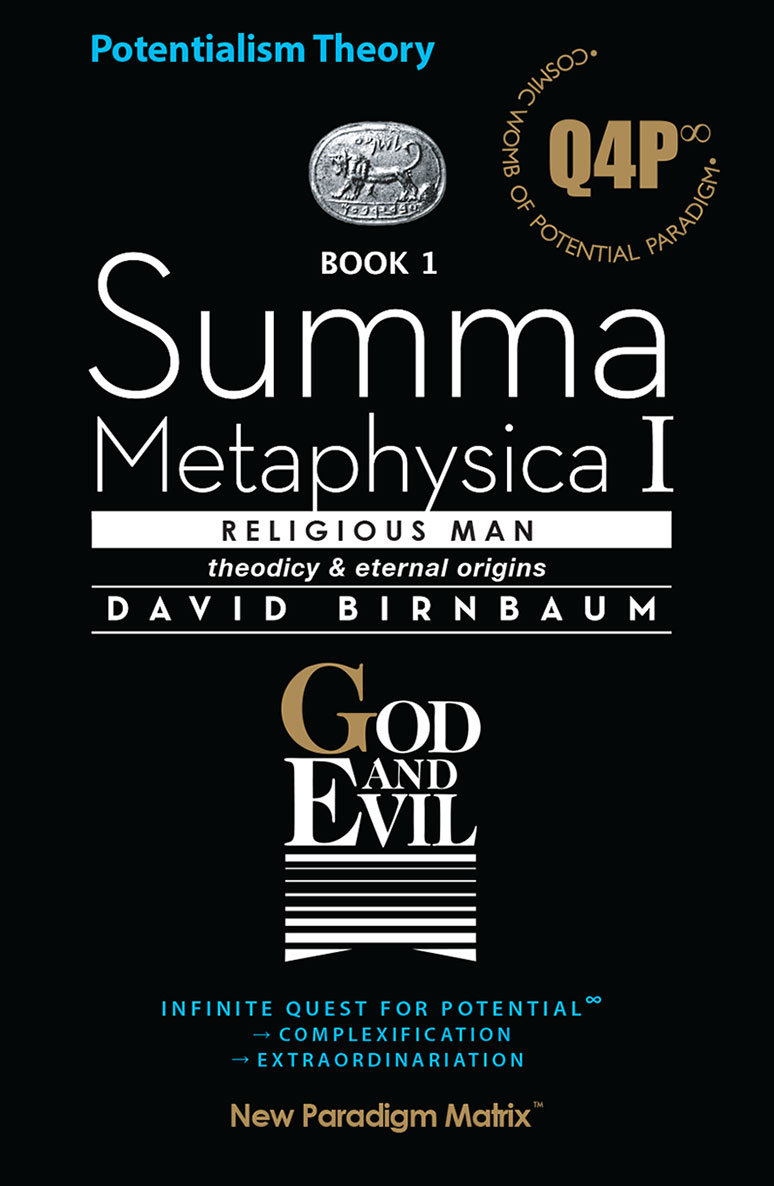 Summa Metaphysica 1 - God and Evil