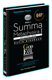 David Birnbaum Summa Metaphysica Flip books God and Evil
