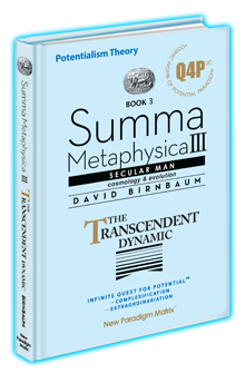 David Birnbaum Summa Metaphysica Flip books The Transcendent Dynamic